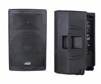STARAUDIO Pro 15'' 4000W 2 Way PA DJ Stage Class D High Powered Active 4 Ohm USB BT SD FM Speaker SHD 15