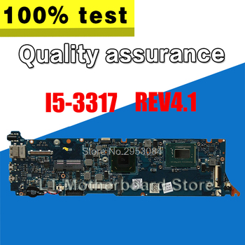 UX31A Motherboard REV4.1 I5-3317 4GB For ASUS UX31A UX31A2 Laptop motherboard UX31A Mainboard UX31A Motherboard test 100% OK