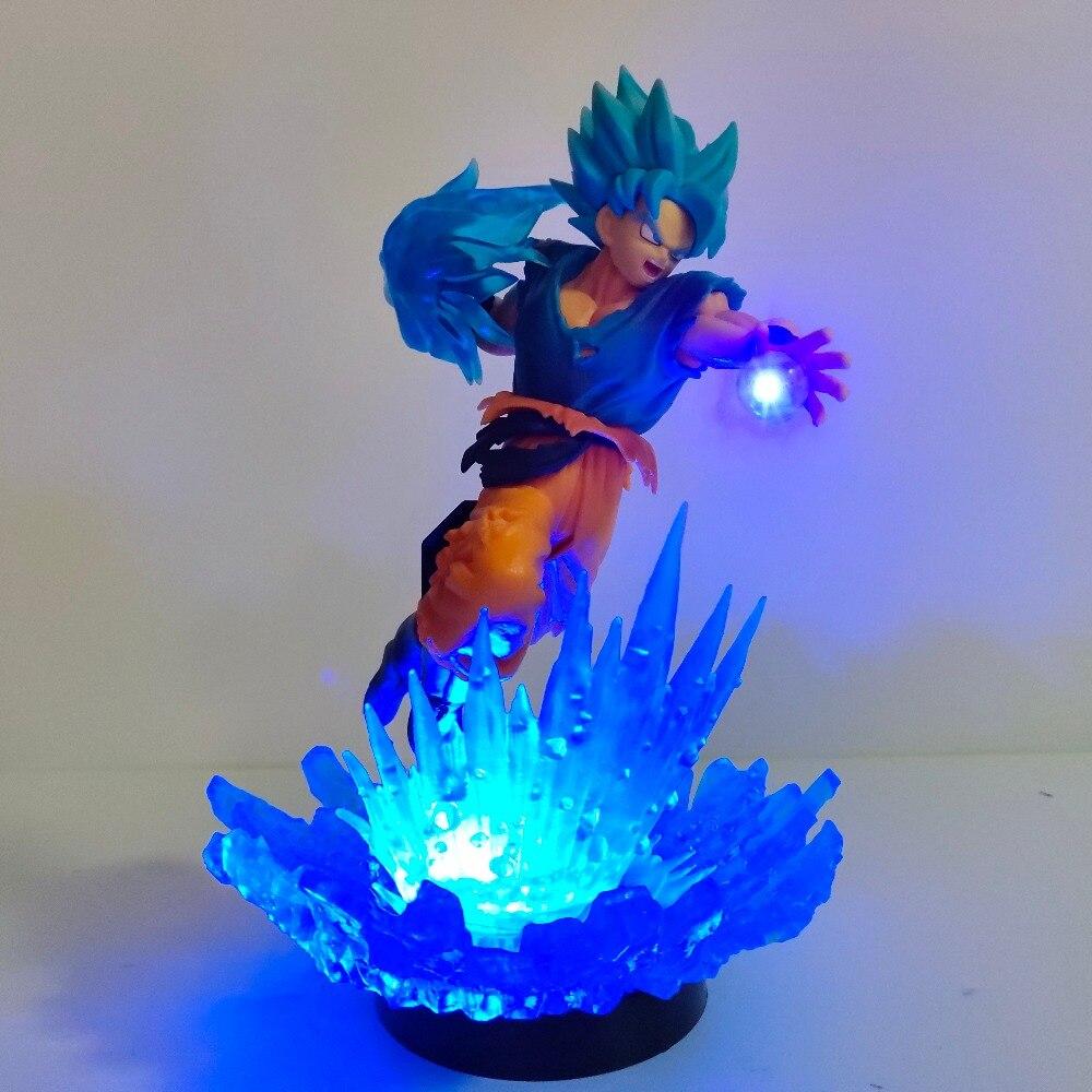 Dragon Ball Super Lampara Goku Led Desk Lamp Dragon Ball Z Lampara De Goku Night Light For Christmas Gift Dropshipping