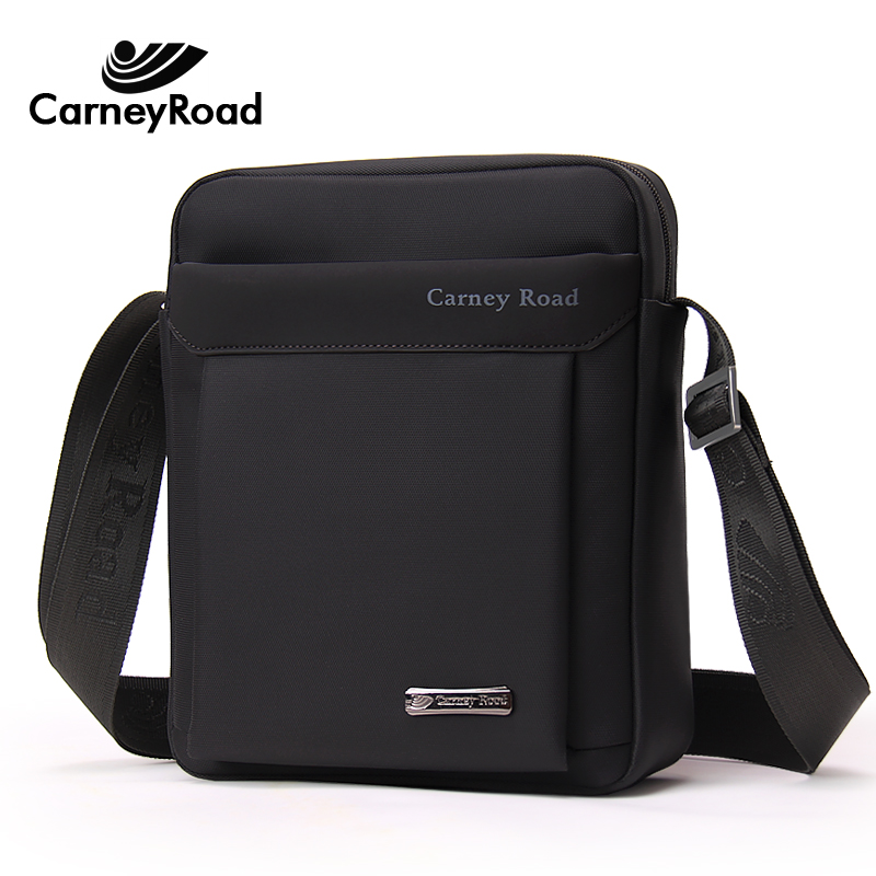 Carneyroad 2018 New Fashion Business Shoulder Bags For Men Waterproof Oxford Messenger Bags