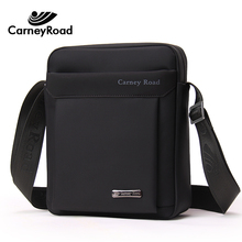 Carneyroad 2019 New Fashion Business Shoulder Bags For Men Waterproof Oxford Mes