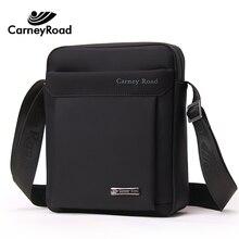 Carneyroad Men Shoulder bag New Fashion Business Shoulder Bags For Men Waterproof Oxford Messenger Bags