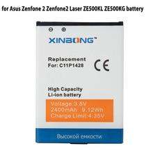 C11P1428 For Asus Zenfone 2 Laser ZE500KL ZE500KG Bateria Accumulator battery