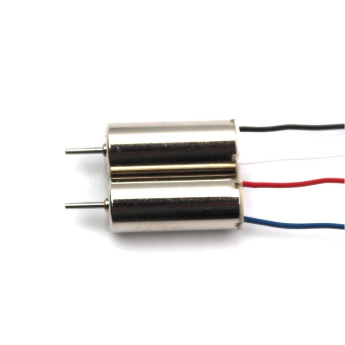 Motor CW en sentido de las agujas del reloj + CCW en sentido contrario a las agujas del reloj para el Mini Dron plegable sm800 para D2 M11 LF606 JD-16 para TXD-G1