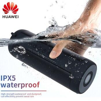 Huawei Bluetooth lautsprecher Tragbare Drahtlose Lautsprecher Für Telefon Computer Stereo Musik surround Wasserdichte Outdoor Lautsprecher Box