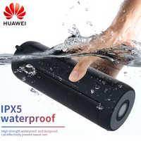 Huawei głośnik bluetooth przenośny bezprzewodowy głośniki do komputera telefonu Stereo muzyka surround wodoodporne zewnętrzne głośniki Box