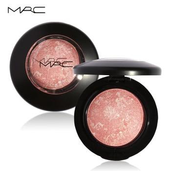 New Baked Face Cheek Blush Palette Water-proof Long-wearing Face Makeup Pro Make