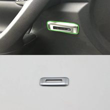 Car Accessories Decoration ABS Interior Seat Memory Button Cover Trim For Nissan Altima 2016 Styling