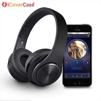 Складной Беспроводной наушники для Xiaomi Pocophone F1 Bluetooth наушники гарнитуры для Поко телефон F1 динамик наушники с микрофоном