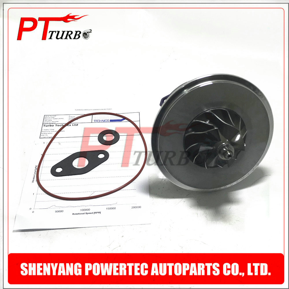 Balanced turbine core for Opel Omega B 2.0 DTI 74 Kw X20DTH 16V - 454219-0002 454219-0004 454219-2 454219-4 turbo charger CHRA image