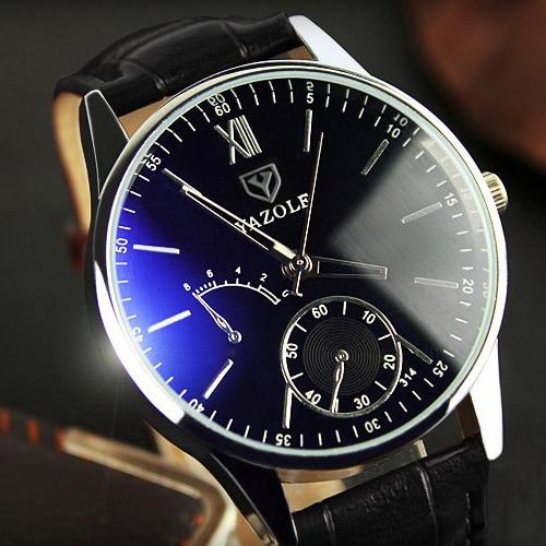 YAZOLE Quartz Watch férfiak 2018 divat férfi órák Top márka - Férfi órák