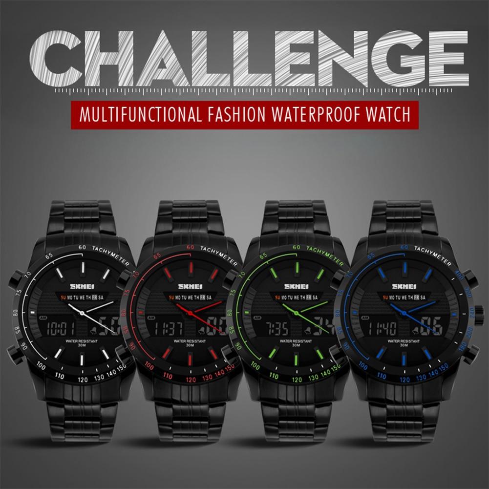 Sport Watches Men's Digital Wristwatches High Hardness Glass 3ATM Sport Wrist Watch fashion Watch Watches