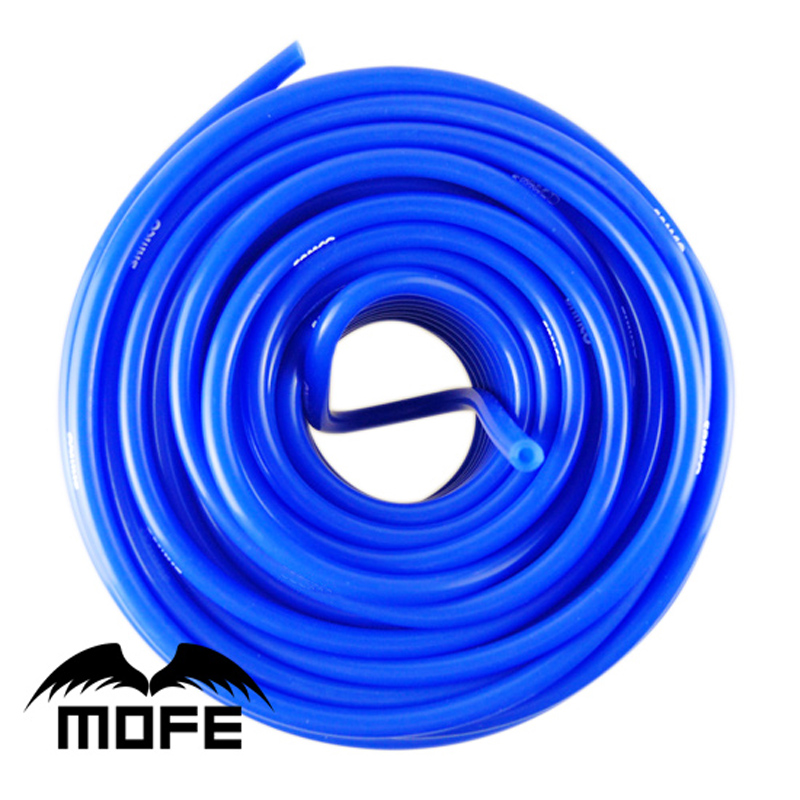 Prix pour MOFE VENTE CHAUDE! 5 METER 6mm Super Silicone Vide Tubing Tuyau