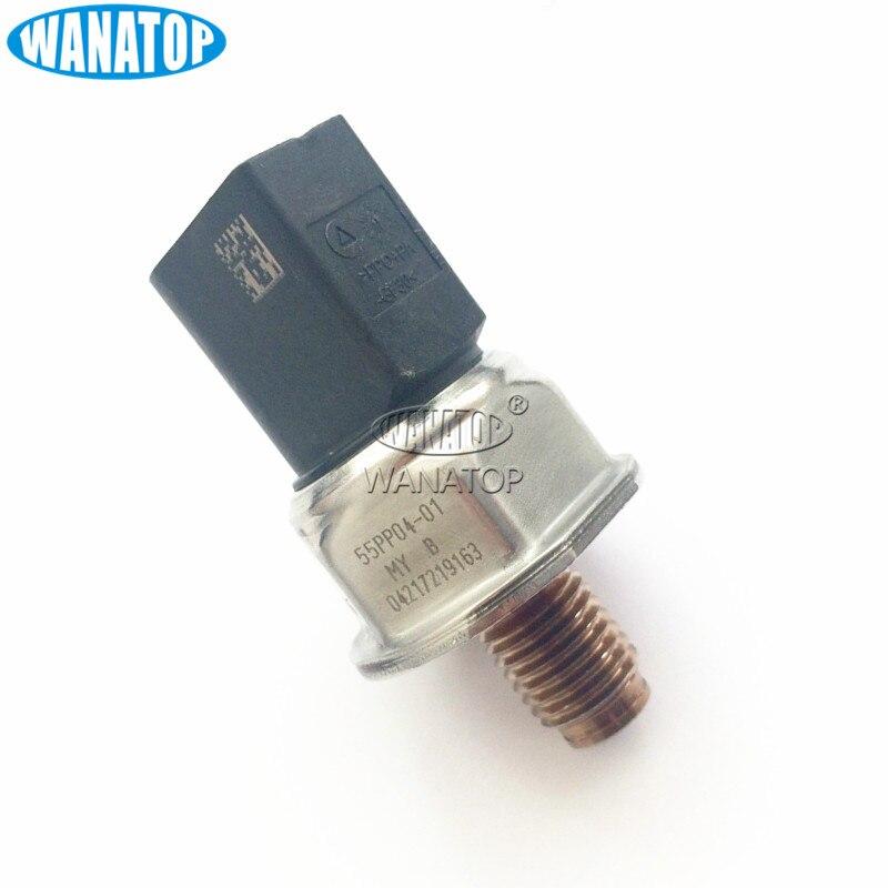 Sensore di Pressione del carburante 55PP04-01 5WS40050 04345446371 Per Diesel CarSensore di Pressione del carburante 55PP04-01 5WS40050 04345446371 Per Diesel Car