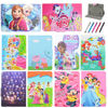 New Kid Color Pretty Printing Buckle Leather Stand Folio Covers Case For Universal 10 10 1