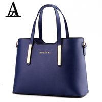 Woman Bags 2016 Bag Handbag Fashion Handbag Louis Bolsas Feminina Famous Brand Bolsa De Couro Bolsa