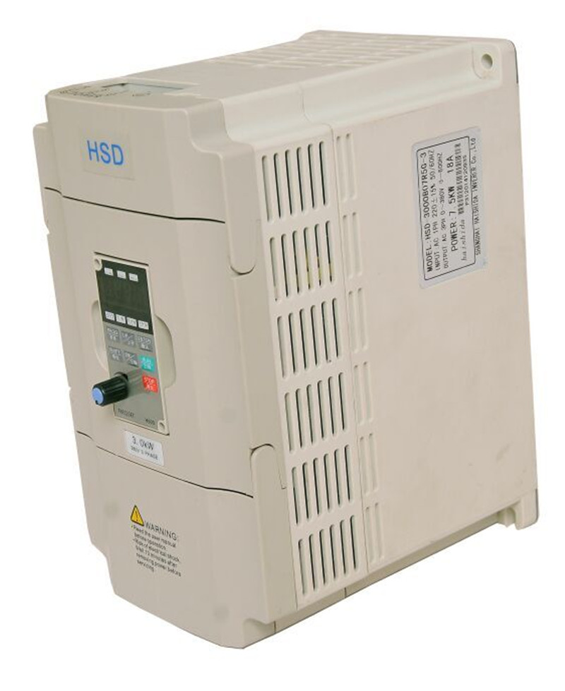 3KW 4HP 400HZ VFD Inverter Frequency converter single phase 220v input 3phase 380v output 7A for 3HP motor vfd110cp43b 21 delta vfd cp2000 vfd inverter frequency converter 11kw 15hp 3ph ac380 480v 600hz fan and water pump