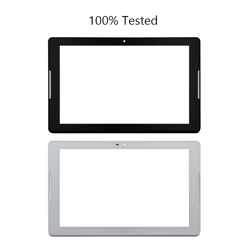For Acer Iconia One 10 B3-A32 A6202 Touch Screen Glass Digitizer Panel Glass Lens Sensor With Frame +Tools