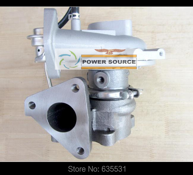 RHF4H VN3 14411-VK500 VA420058 VD420058 14411VK500 Turbo Turbocharger For Nissan Navara MD22 2.5L 2002- X-Trail Di YD22ETI 2.2L rapala rhf