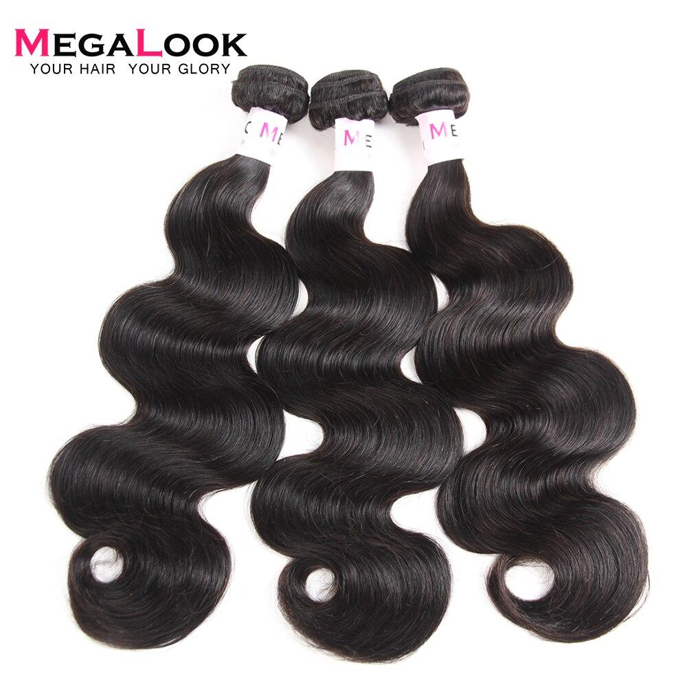 30 inch Hair Bundles Malaysian Body Wave Hair Bundles 3pcs Long Size 100 Remy Human Hair