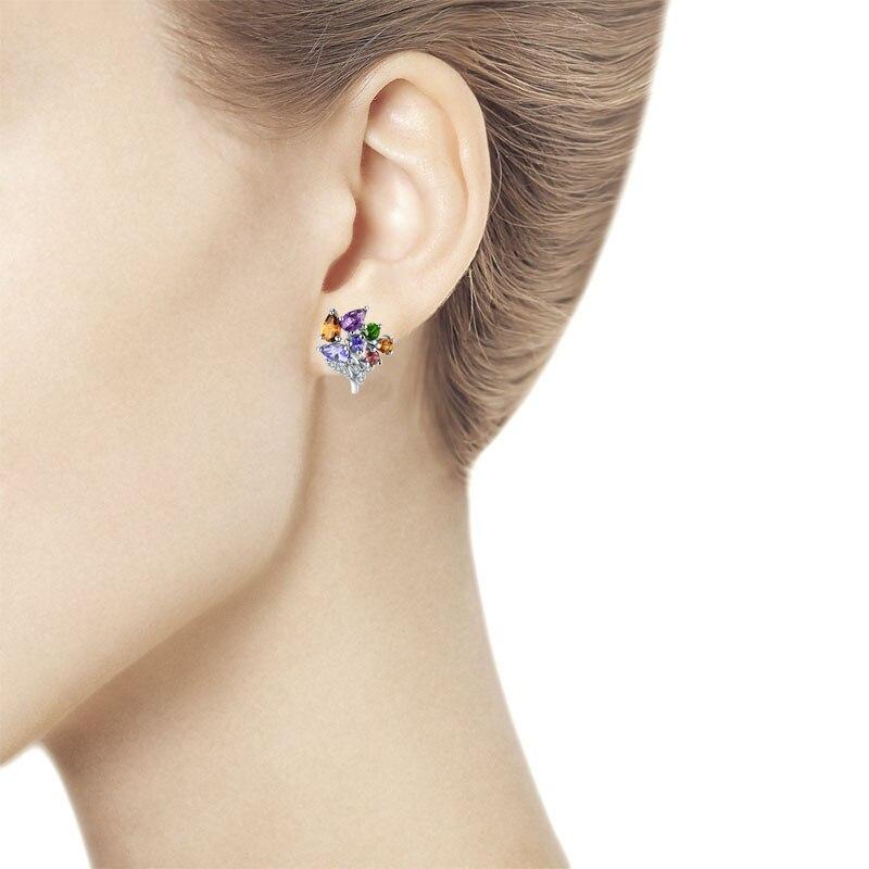 模特耳环图 - 副本