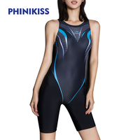 Bonishi New Profesional Slimming Swimwear Plus Size For Women Girls Female Ladies Fat Women Competition Athletic