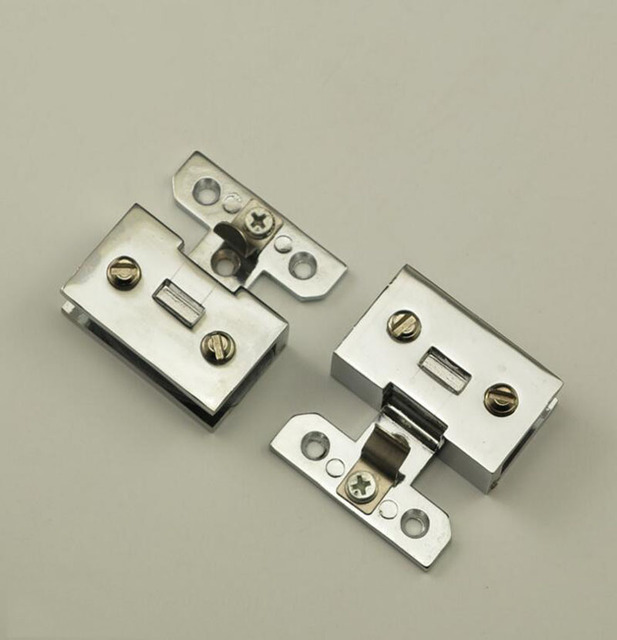 Display Cabinet Glass Door Hinge X4 In Cabinet Hinges From Home