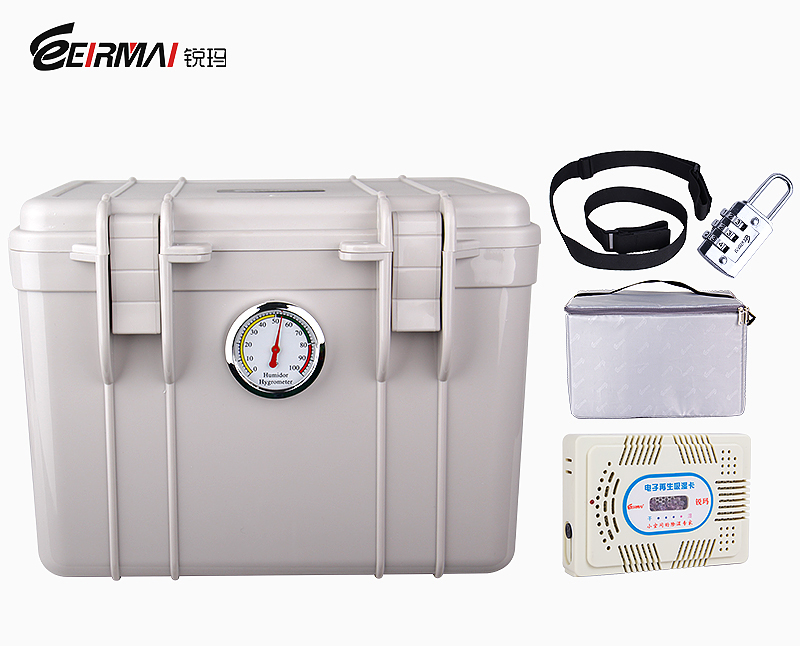 Eirmai SLR camera moisture-proof box photographic equipment accessories drying box lens mildew proof bag R21 for Canon for Nikon electronic dry cabinet moisture proof box slrs lens protect 80liter super capacity