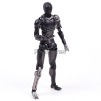 1000 Toys TOA Heavy Industries Synthetic Human Body Kun Black Color Ver. 1/12 Scale Action Figure Toy