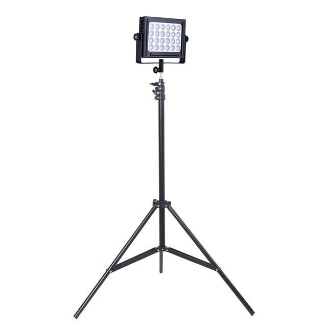 ZF 5000 Photography Studio Light LED Video Light Kit with