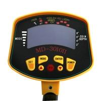 High Sensitive Pulse Induction Metal Detector 3010 II