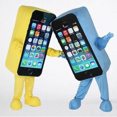 Nagykereskedelmi magas minőségű EVA anyag Iphone kabalája jelmez - Jelmezek