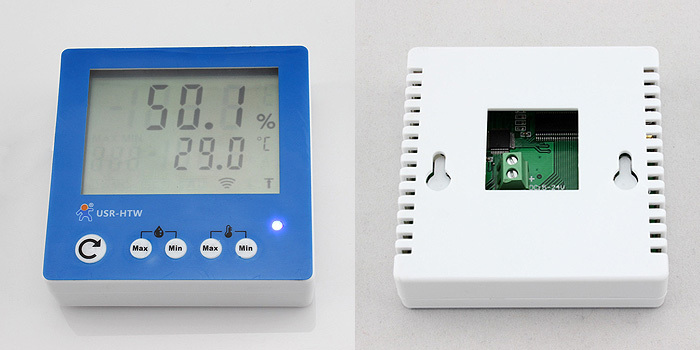 [USR-HTW] Wireless/WIFI Temperature and Humidity Transmitter