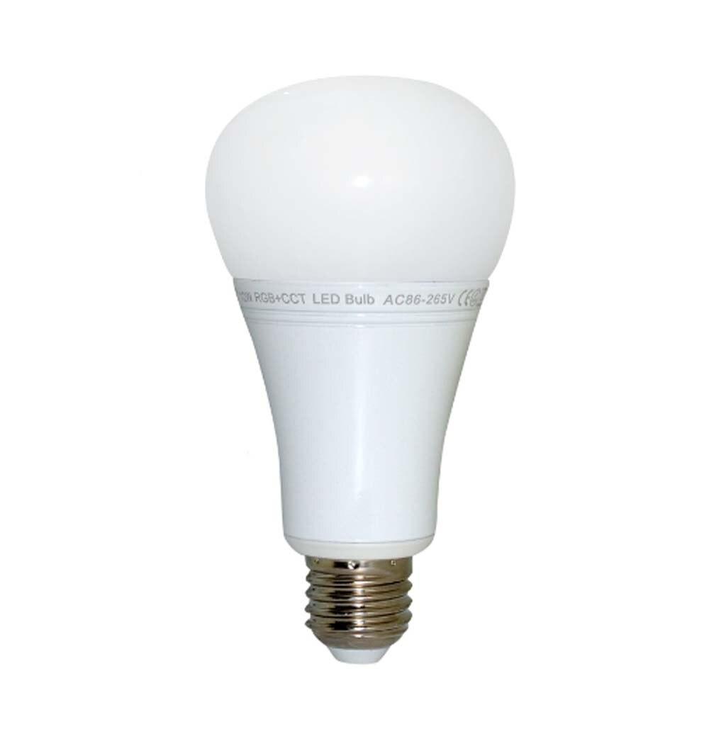 Mi lumière 12 W lampe à Led E27 RGB + CCT Led ampoule + iBX2 RF télécommande wifi Led projecteur lumière variateur Led lumière AC85-265V livraison gratuite - 6