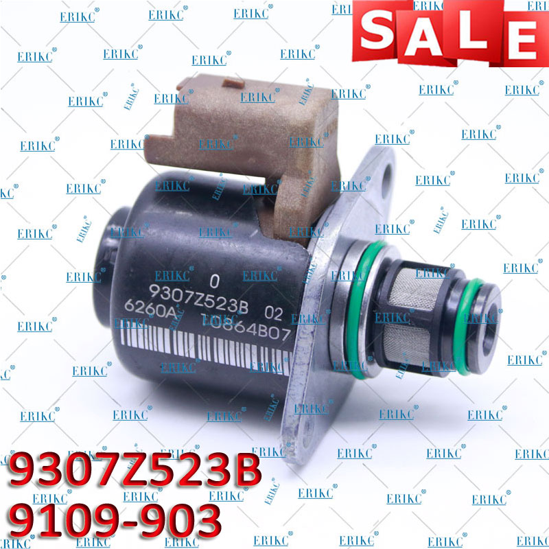 ERIKC Inlet Metering Valve IMV 9109 903 Common Rail Fuel Pump Regulator Valve 9109903 9307Z523B for