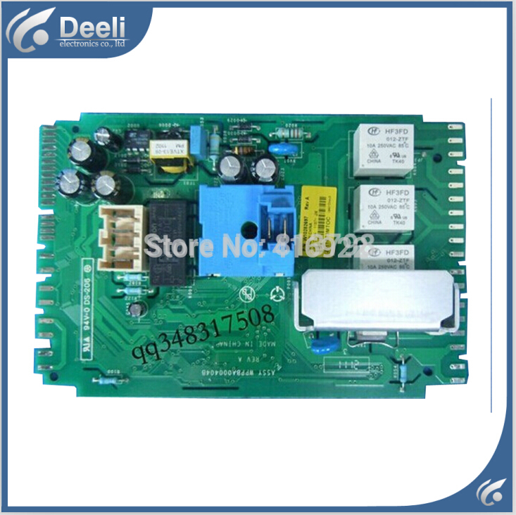 Free shipping 100% tested for washing machine computer board WFS1273CW motherboard on sale 100% tested for washing machine board wd n80051 6871en1015d 6870ec9099a 1 motherboard used board
