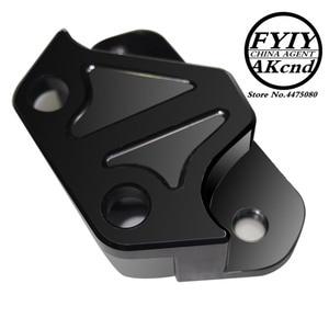 Image 2 - Motorcycle modification CNC aluminum alloy brake caliper For Yamaha aerox155 nvx155 84mm/40mmCaliper seat brake caliper bracket
