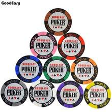25 шт./лот 14 г казино Пшеница покер налоги Hold'em покер чип наборы покер черный Джек покер Метель/железные монеты цена