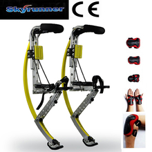 Jumping Stilts Adult Kangaroo Shoes Men Women Jump Stilts Fitness Exercise 110Lb-243Lb (50~110kg) Bounce shoes