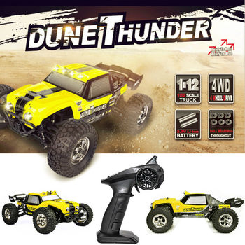 HBX 12891 2.4ghz RC Car 1/12 4WD Waterproof Buggy Sand Rail Truck RC Desert Truck RTR 40km/h