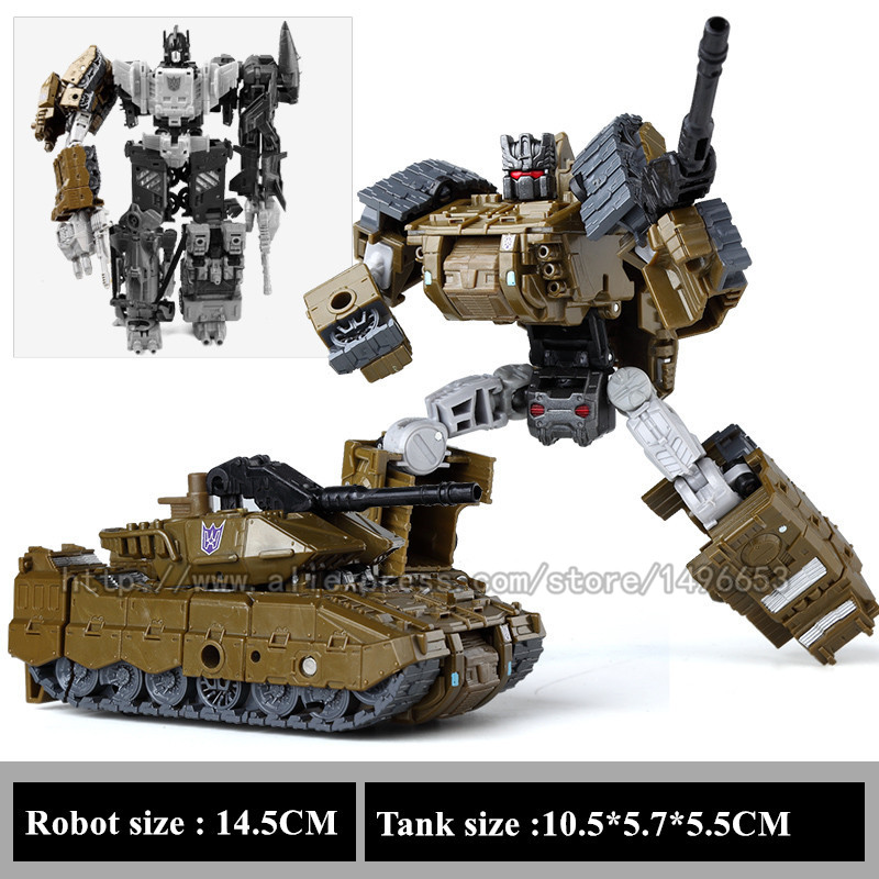 Bruticus Transformer 5 in 1 Decepticons robots action figure toys 5 models cars