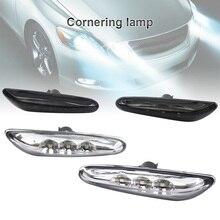 Новый 1 пара автомобиля светодиодный боковые габаритные огни поворотники Лампа для BMW E82 E88 E60 E61 E90 E91 E92 E93 CSL2018