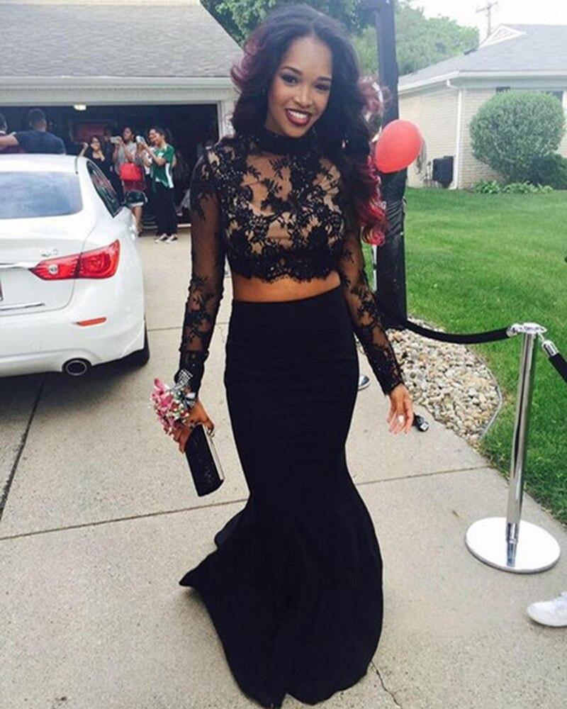 Prom Dresses 2016 Long Elegant Mermaid