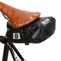 自転車サドルバッグ防水シートバッグの修復ツールバッグ MTB ロード自転車テールリアポーチ