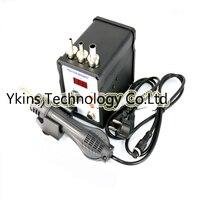 YOUYUE 858D AC 110V 220V 700W SMD Rework Soldering Station Hot Air Gun Solder Iron With