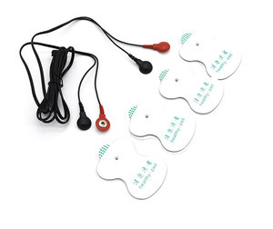 Image 3 - Electrochoque pulso Anal Electro enchufe pene anillos guante estimulación pecho almohadillas masturbación masaje pezón juguete sexual
