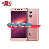 LeEco LeTV Le Pro 3 Elite x722 смартфон 4 ГБ + 32 ГБ Qualcomm Snapdragon 820 4 ядра 5.5 дюймов Full HD экран Android 6.0 4 г FDD LTE