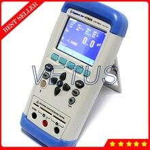 AT826 Digital probador de resistencia de Contacto con medidor lcr Digital