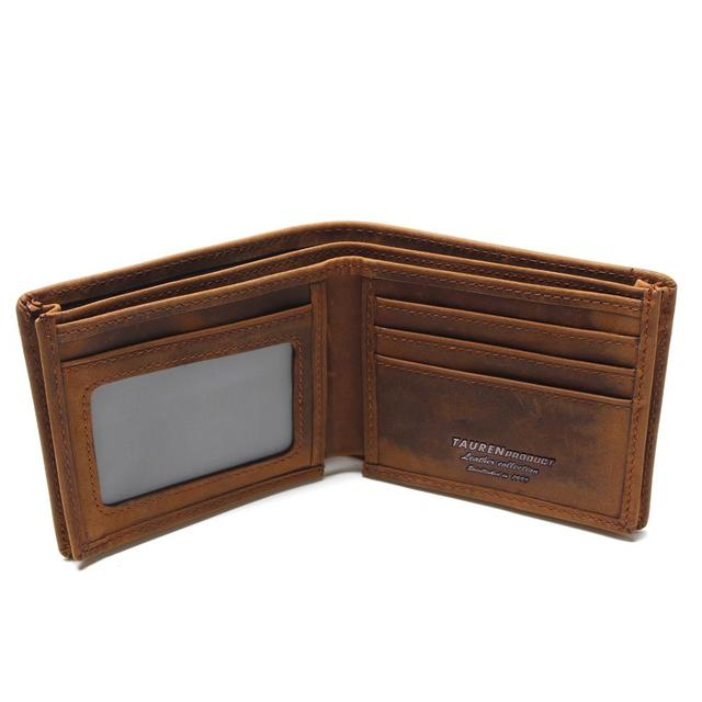 Vintage Style Man's Wallet