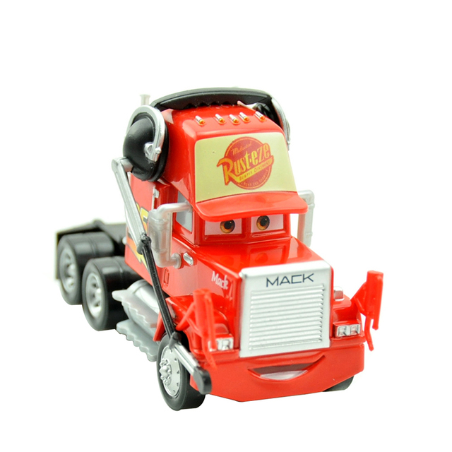 Disney Pixar Cars 2 Lightning McQueen Uncle Mack Headstock 155 Diecast Metal Alloy Toys  sc 1 st  AliExpress.com & Disney Pixar Cars 2 Lightning McQueen Uncle Mack Headstock 1:55 ...